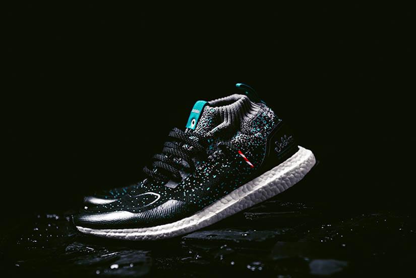 157d5b009adc9 adidas Consortium Sneaker Exchange Ultraboost Mid – Solebox x Packer CM7882  CBLACK CBLACK ENEBLU