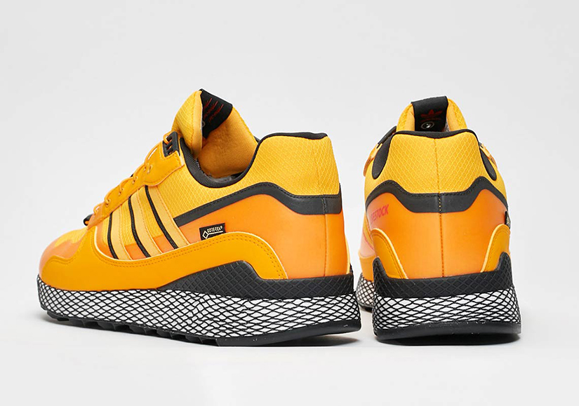 70f0957bb190 adidas Consortium Ultra Tech GTX x Livestock B37852 Yellow Yellow Core Black