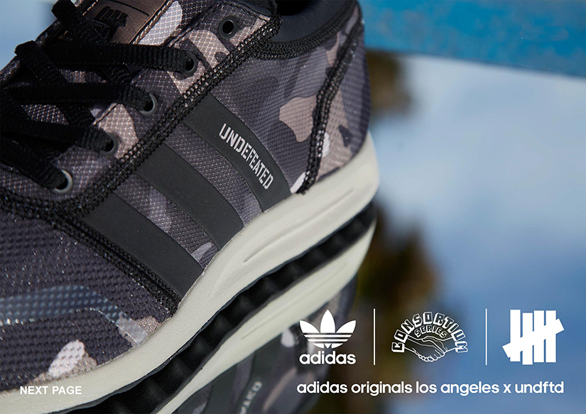 89f47b2ad1ecf ADIDAS CONSORTIUM X UNDEFEATED LOS ANGELES LAUNCH 20TH JUNE