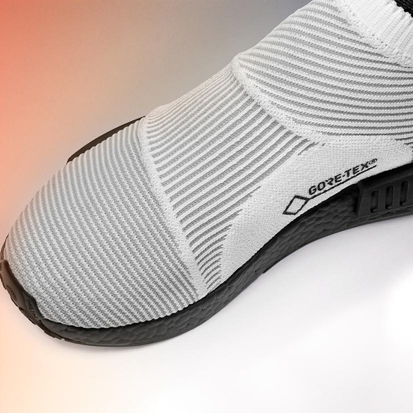 Adidas NMD_CS1 GTX PK (CBLACK CBLACK FTWWHT) BY9405