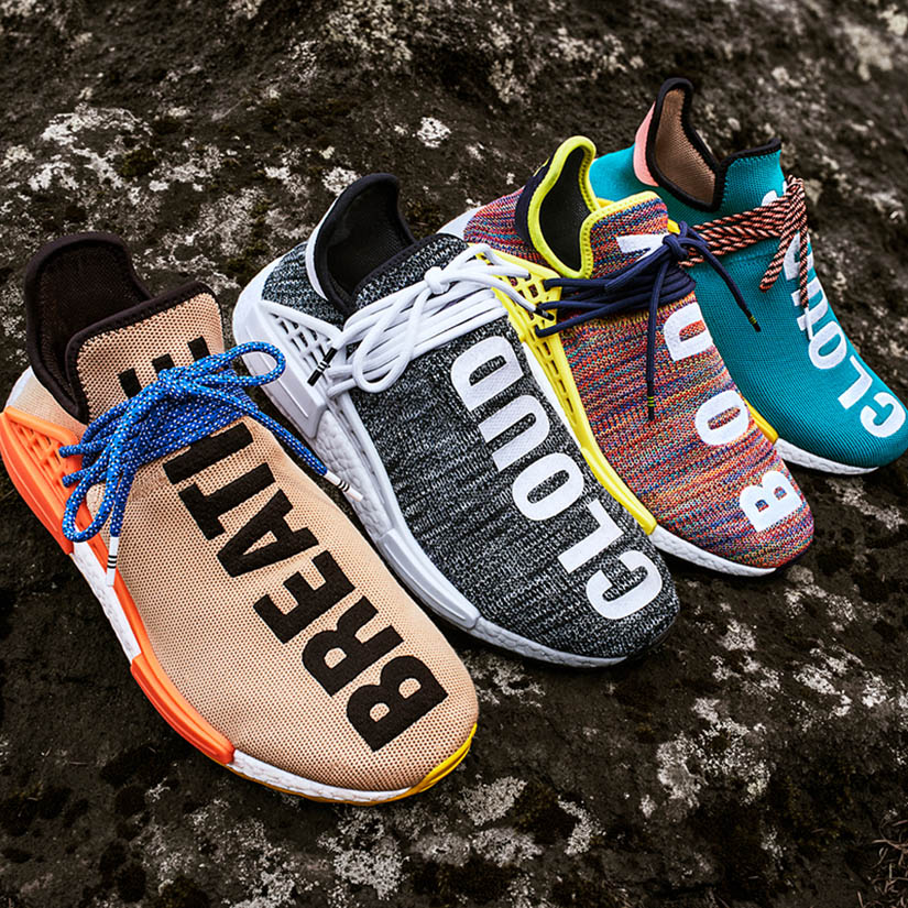 1fabde6cd Featuring the brand new HU NMD Trail silhouette