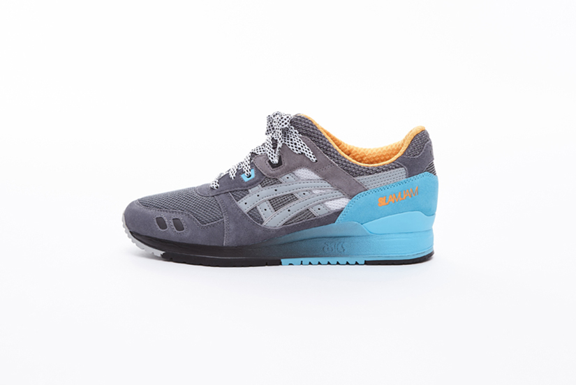 "9f5d371d6051d The Asics Gel-Lyte III x Slam Jam ""6TH PRLLL"" will be released on Saturday  21st May at limitEDitions."