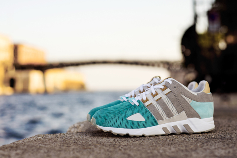 timeless design 52fae 04210 The City of Taranto was built by the Spartans on the coast of Southern Italy.  Together, adidas Consortium and Taranto-natives Sneakers76 present a  stunning ...