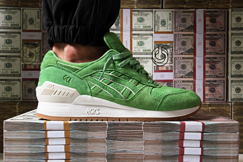 5 Things You Didn't Know About the ASICS Tiger GEL RESPECTOR