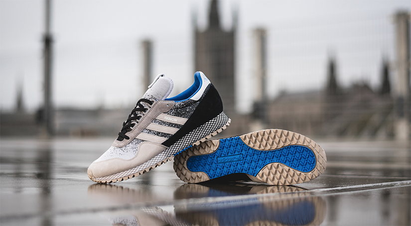 ac4b81f27f6f adidas Consortium proudly presents the latest collaboration with  Aberdeen-based retailer Hanon launching December 2nd. Taking a cue from the  blustery ...