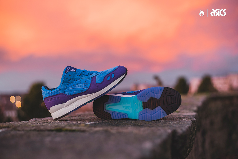 ec90a4884ab3 Since ASICS Tiger s GEL-LYTE III and Hanon are celebrating their 25th  Anniversaries