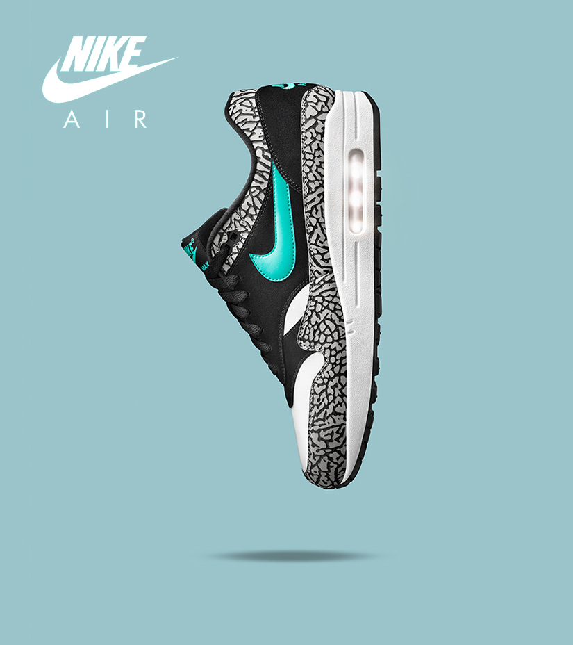 newest 2df42 97e7f Back by popular demand, a Nike legend – the atmos x Air Max 1 – makes its  long-awaited return. The undisputed winner of the Air Max Day 2016 Vote  Back ...