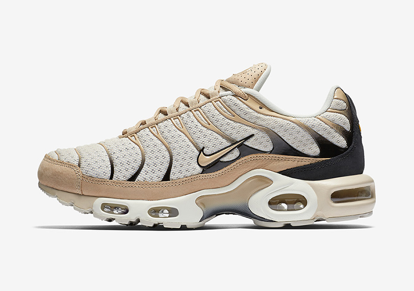 half off 01049 1e399 Nikelab Air Max Plus 898018-002. Light Bone Black-Sail-Oatmeal