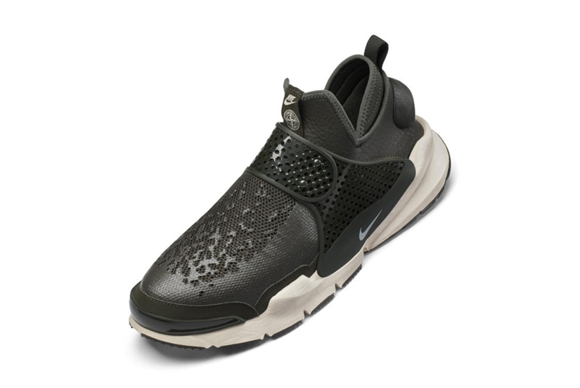 best cheap 57535 940a7 NikeLab Sock Dart Mid SP Stone Island 910090-300. SEQUOIA LT OREWOOD BRN