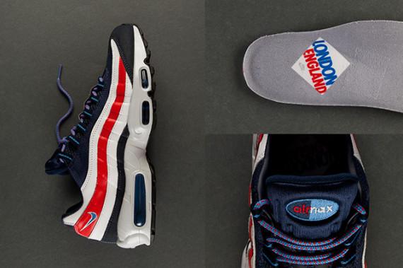 Nike Air Max 95 City Qs
