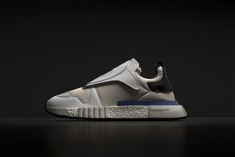best website 649c5 9c5e6 adidas transforms the classic Micropacer into the sneaker of tomorrow with  a premium re-tool and recalibration of form and materials.